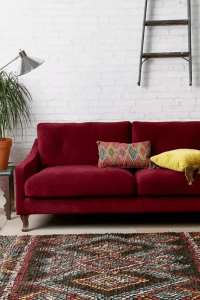 Wine Colored Sofa Wine Colored Living Room Coma Frique ...