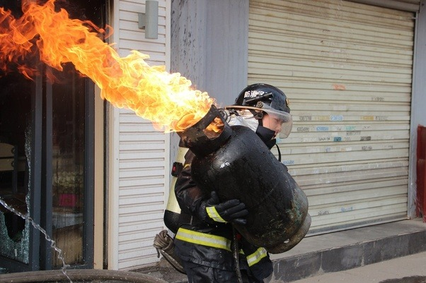 Why can't water be used to extinguish fires? - Quora