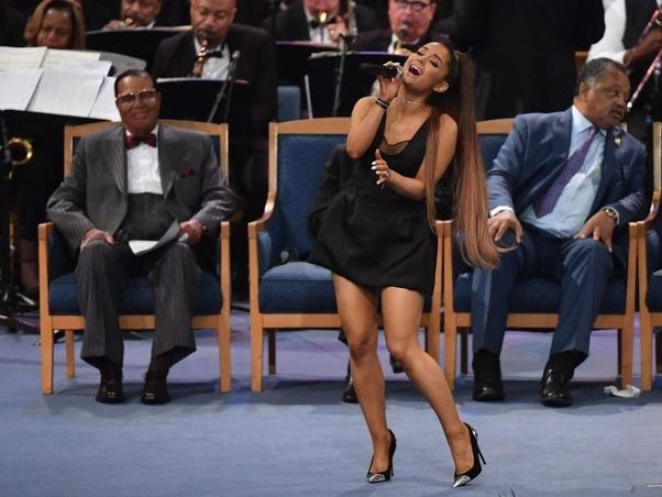 Ariana Grande Height Ft - Ariana Grande Songs