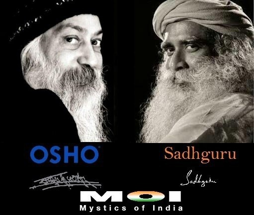 Osho And Sadhguru Should Have Some Special Connection No