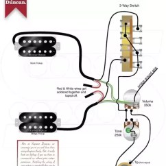 Double Humbucker Wiring Diagram Transfer Switch Would It S Be Possible To Wire A Single Conductor In Ignore The Red And White Wires If Your Hb Only Has 2 Have At Least