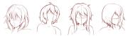 anime haircut female - haircuts