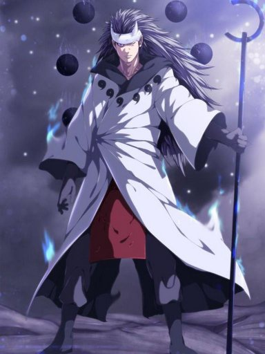Edo hashirama, who is even weaker than living hashirama, was used as a means to measure juubito's power. Hashirama has 10 tails and is bloodthirsty. Who are the 3 ...