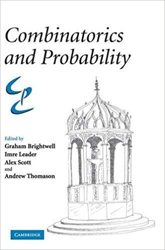 Can you suggest a book for learning combinatorics and