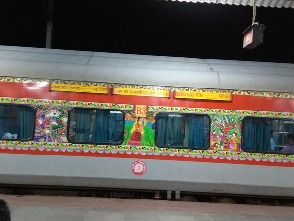 which is the best train to bihar quora