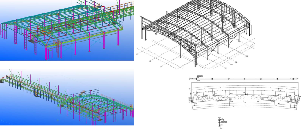 medium resolution of contractors subcontractors suppliers manufacturers and fabricators outsource shop drawings for steel fabrication structural steelwork reinforcement