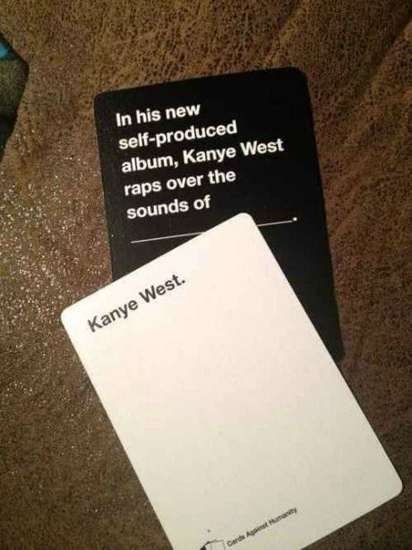 What Are Some Of The Best Cards Against Humanity Plays