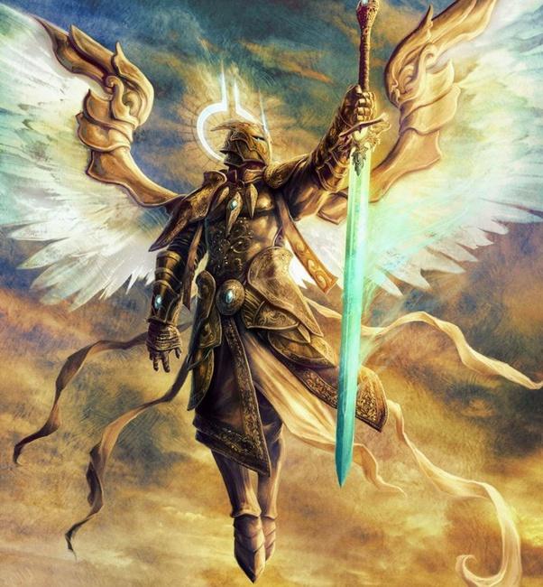 What do Seraphim Angels do? - Quora