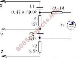 What is the method to make simplest 3 phase indicator at