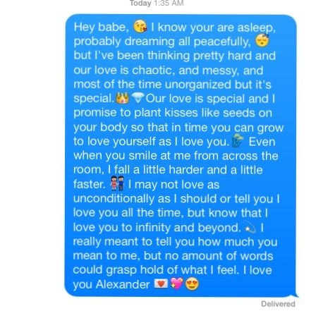 How to show my girlfriend how much I love her over text ...