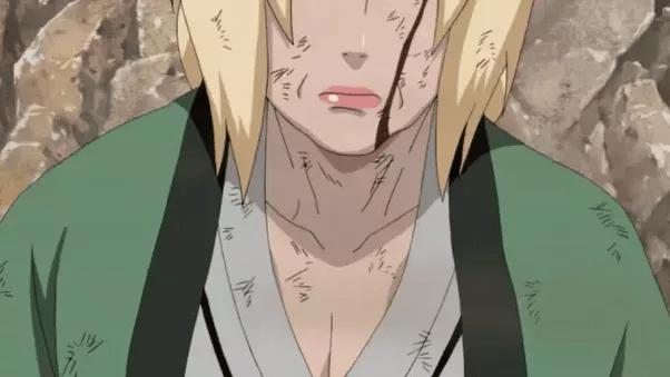 Umvc3 Wallpaper Girls Why Does Naruto Call Tsunade Grandma Quora