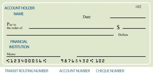 How To Determine A Citibank Routing Account And Check Number Quora