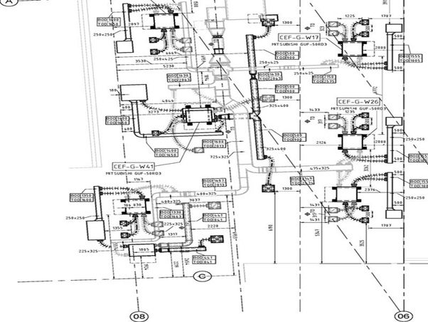 Which company provide MEP Coordinated Shop Drawing Service