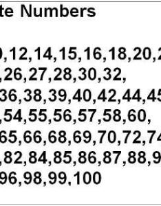 Here    complete list of the first also what are composite numbers from to quora rh