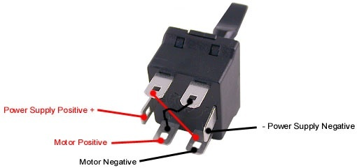 120vac Relay Wiring Diagram How To Wire Up This Linear Actuator Quora