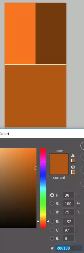 What Colours Mixed Together Make Brown : colours, mixed, together, brown, Orange, Brown, Paint,, Colour, Quora