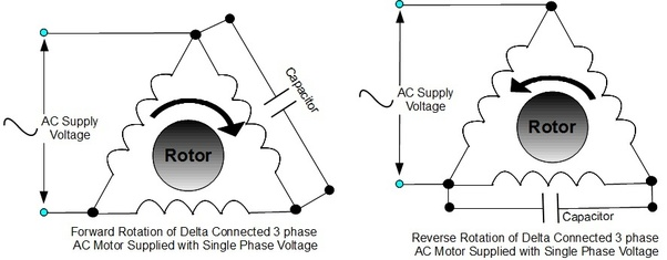 Can we convert three phase power supply into single phase
