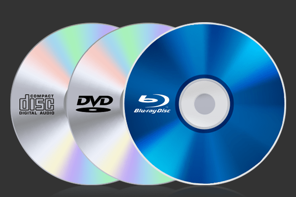 What Is The Difference Between Cd, Dvd, And Bluray Discs