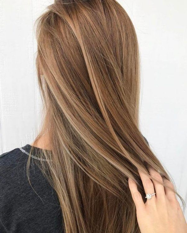Blonde Light Brown Hair