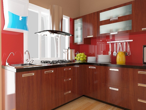 Which is the best material for the modular kitchen
