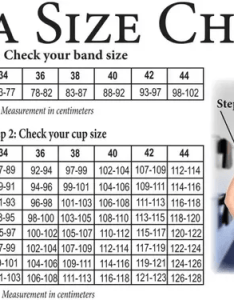 Training bra or aa cup would be the smallest size band will vary by rib cage circumference of wearer their measurements also what is  quora rh
