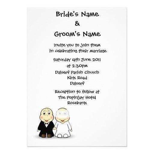 Marriage Wedding Invitation Wordings
