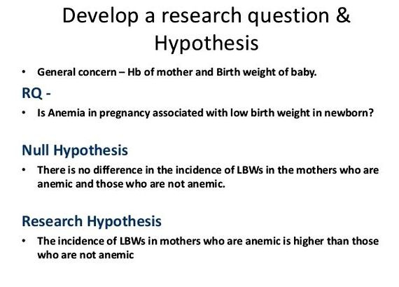 Is It Necessary To Have Hypothesis In Research Paper? Quora