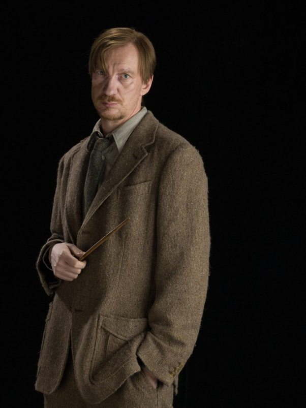 Professor Lupin Harry Potter