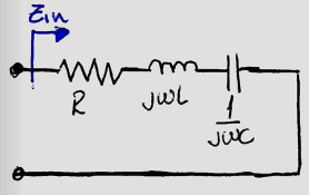 If the capacitance and inductance in an RLC series circuit