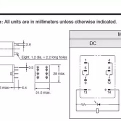 2 Pole Relay Wiring Diagram 2000 Yamaha R6 What Is Interposing Why It Used Quora Physical View Of A Commonly