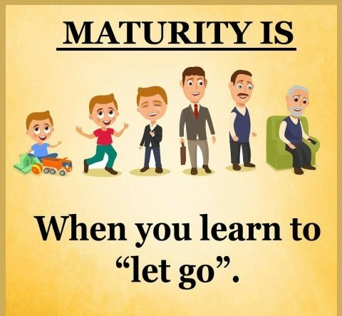 What is the real meaning of maturity? - Quora
