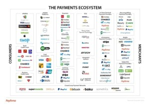 How does the payments ecosystem work? What does the payments workflow look like, from the