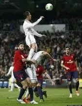 Ronaldo Vertical : ronaldo, vertical, Ronaldo, Jump?, Quora