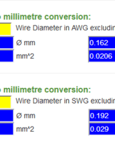 If we use swg instead of awg then awg   wire size will be increased for  cstandard gauge   and vice versa also what is the  amp circuit quora rh