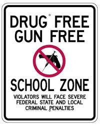 Have you noticed how 'Gun Free Zone' signs are quietly