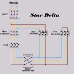 Star Delta Wiring Diagram Control 2003 Dodge Ram Infinity Can You Show A Connection For Motor Quora 1 8k Views View Upvoter