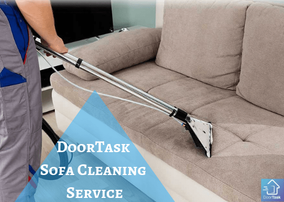sofa cleaning services bangalore set come bed price where do i get the best in quora doortask is one of leading service provider offering you along with deep pest control and other
