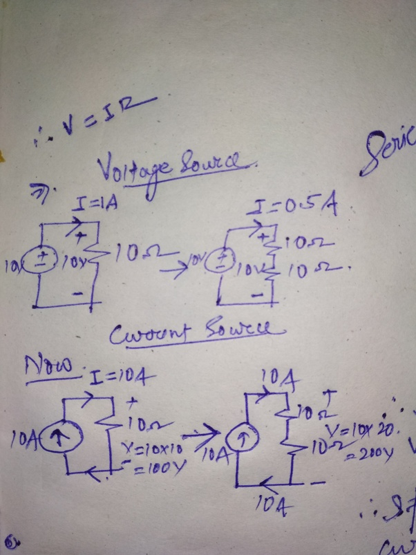 Measurement Of The Resistance Of A Parallel Circuit Enlarge