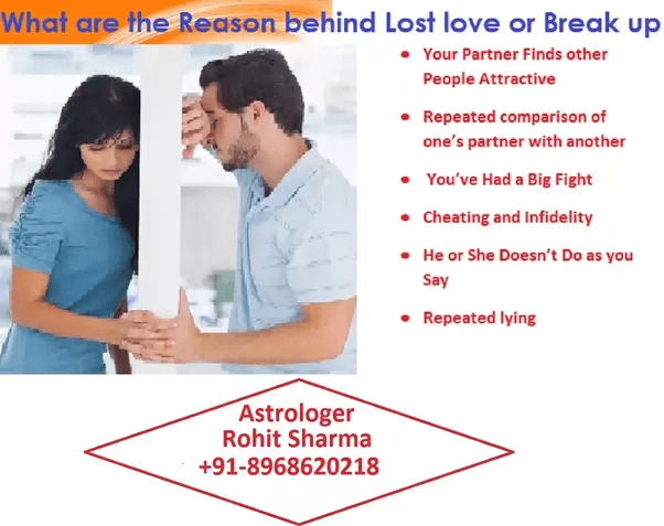 What are all the reasons for your breakup? - Quora