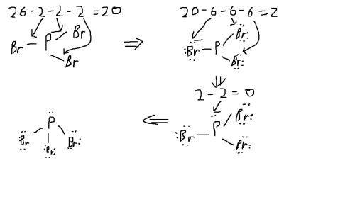 small resolution of oh i almost forgot about the most important rule i stress in every lewis structure post which is octet rule it basically means that side groups need to
