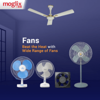 What type of motor is used in a ceiling fan? How does a ...