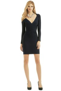What jewelry should I wear with a short black formal dress ...