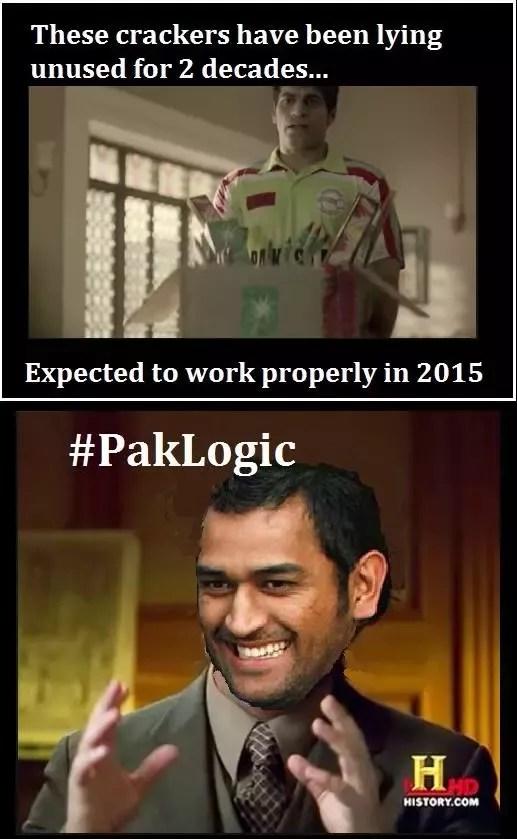 India Vs Pakistan Cricket Match Jokes : india, pakistan, cricket, match, jokes, Jokes, India-Pakistan, Cricket, Matches?, Quora