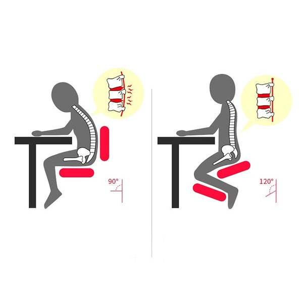 posture chair sitting ikea kitchen chairs have kneeling proven to improve core strength and the 4 thick pad are firm stable will surely alleviate your neck back pain plus has integrated a slew of