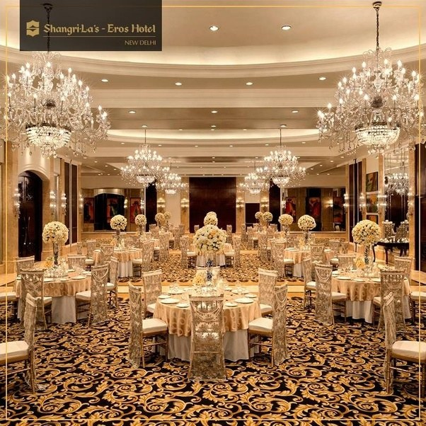 Venues How many banquet halls for weddings are there in