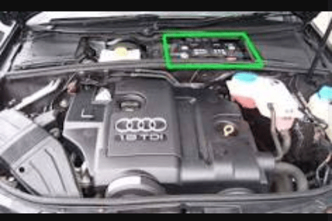 2007 Audi A3 Fuse Box Diagram Pdf Where Is The Audi A4 Battery Located Quora
