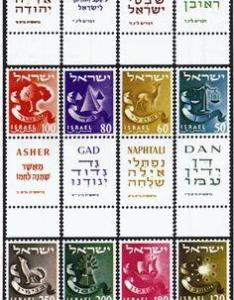 There is no better demonstrates of this than in old stamp series also what are the symbols twelve tribes israel quora rh