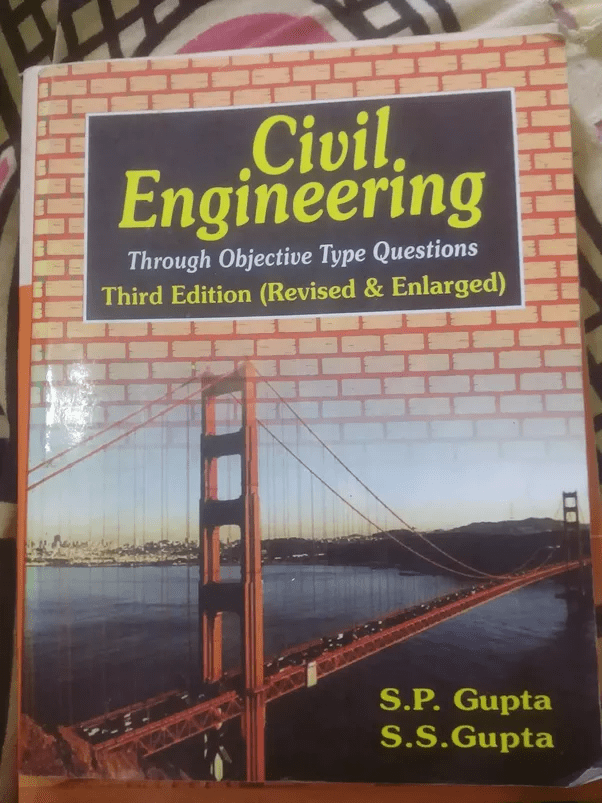 Which books should be the best for the JE and AE exam preparation for civil engineering students