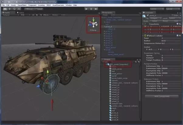 what is unity game