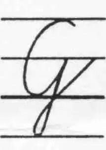 Capital G In Cursive : capital, cursive, Write, Capital, Cursive, Quora